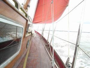sailing Gauntlet
